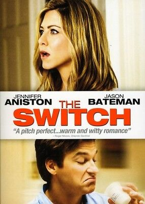 The Switch [New DVD] Ac-3/Dolby Digital, Dolby, Dubbed, Subtitled, Widescreen