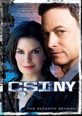 Csi  Ny  Season 7  Dvd  New