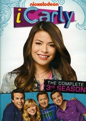 Icarly - Icarly: The Complete 3rd Season [New DVD] Full Frame for sale  USA
