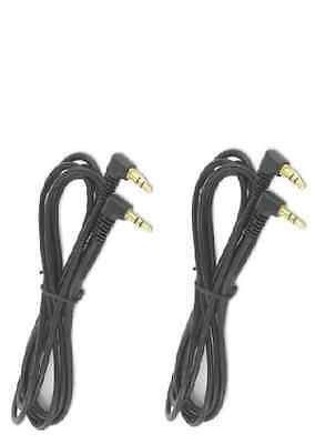 XM SIRIUS Radio Auxiliary Audio Cable Right Angle 90 degrees ,DOCK AND PLAY (Auxiliary Dock)