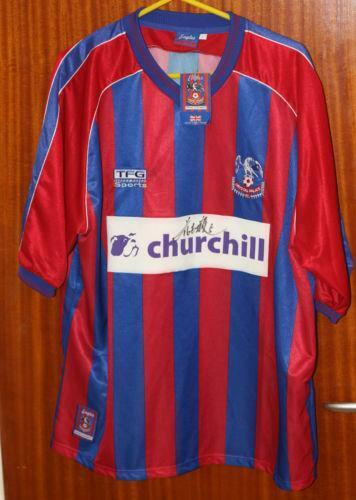 db060a3598b2 Crystal Palace FC  Sports Memorabilia