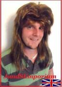 Brown Fancy Dress Wig