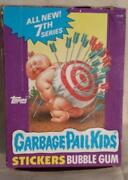 Garbage Pail Kids Series 7 Box