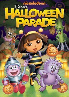 Dora the Explorer: Dora's Halloween Parade (DVD,2011) ()