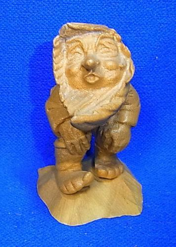 Gnome In Garden: Vintage German Gnome