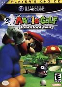 Mario Golf GameCube