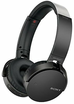 Sony MDRXB650BT / BZ Extra Bass Bluetooth Headphones, Black