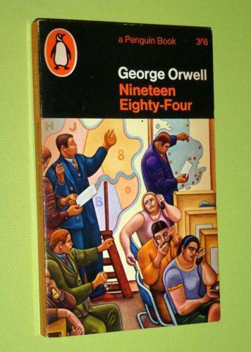 George orwell nineteen eighty four summary