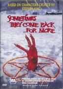Sometimes They Come Back DVD