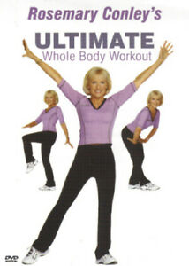 Rosemary Conley: Ultimate Whole Body Workout DVD (2003) Rosemary Conley