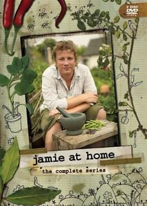 Jamie at Home (Oliver) – Complete Season / Series 1 (R4 DVD)_New - Sealed