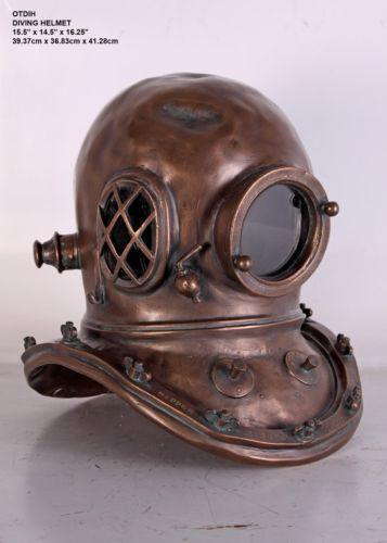 Diving Helmet Replica Ebay