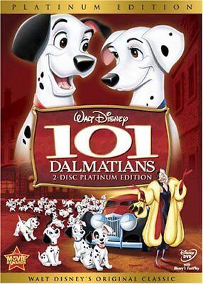 101 Dalmatians  Two Disc Platinum Editio Dvd