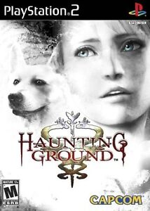 Looking for / Cherche Haunting Ground PS2 Playstation 2