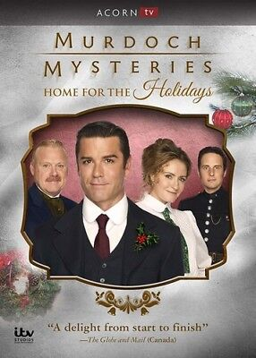 Murdoch Mysteries: Home For The Holidays [New DVD]