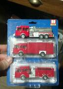 Boley Fire Trucks