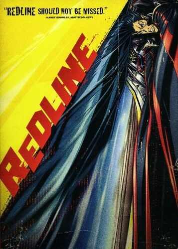 Redline [new Dvd]