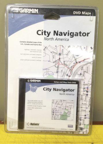 garmin city navigator north america ebay. Black Bedroom Furniture Sets. Home Design Ideas