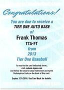 Frank Thomas Auto