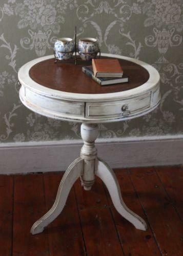 Shabby Chic Round Coffee Table Ebay