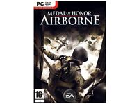 PC:DVD Rom Game of Medal of Honor Airborne