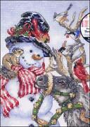 Stickpackung Weihnachten