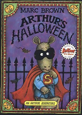 Arthurs Halloween (Arthur Adventure Series, No. 1