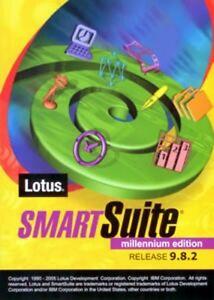 NEW-IBM-Lotus-Smart-Suite-Millenium-Edition-9-8-2-for-PC-SEALED-NEW