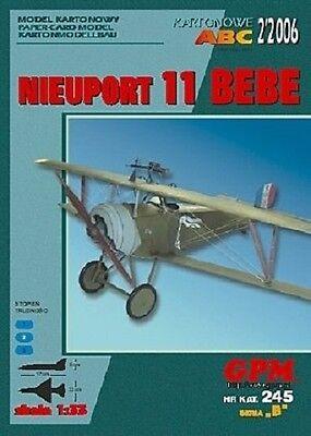 GPM 245  Nieuport 11 Bebe   1:33