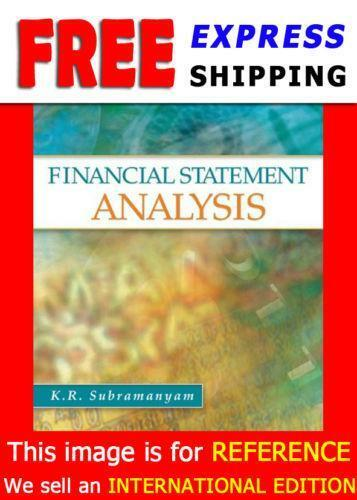 Financial analysis books ebay fandeluxe Images
