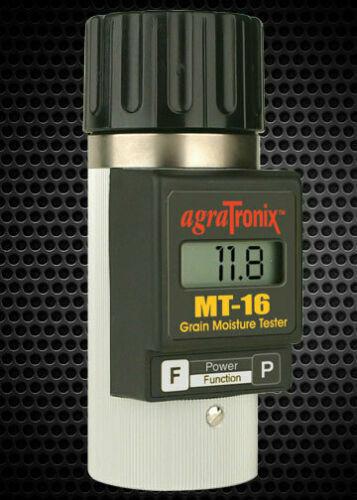 Agratronix MT-16 Grain Moisture Tester #08155