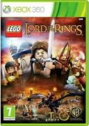 Xbox 360 Games Lord of The Rings