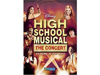 Sealed Disney High School Muscial the concert DVD £2