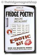 Word Fridge Magnets