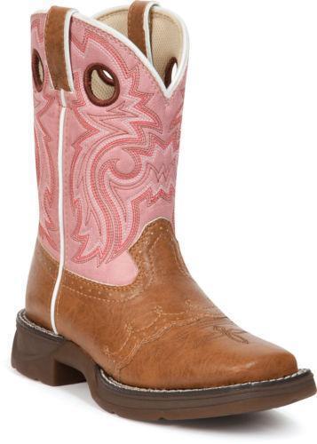 Girls Cowboy Boots Size 1 | eBay