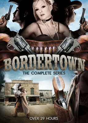 Bordertown: The Complete Series [New DVD] Boxed Set, Full Frame