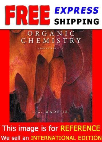 Organic chemistry wade textbooks education ebay fandeluxe Image collections