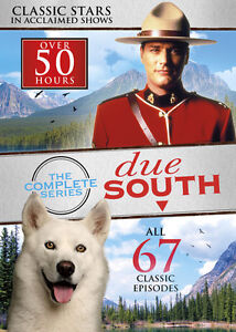 Due-South-The-Complete-Series-8-Discs-2014-REGION-1-DVD-New