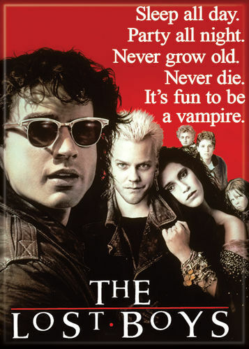 The Lost Boys Photo Quality Magnet: Poster Reproduction