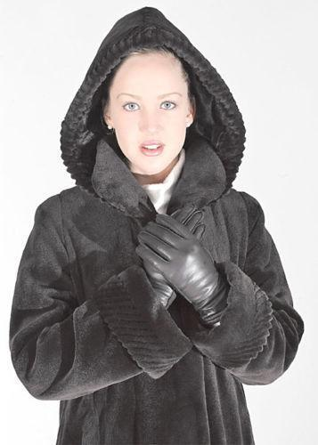 01fb0b07fd Mink Coat with Hood