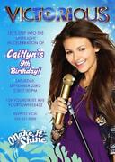 Victorious Invitations