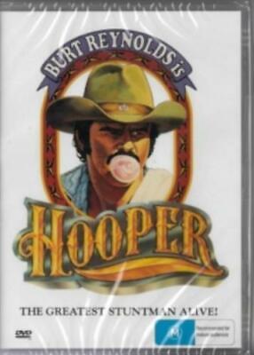 BURT REYNOLDS: HOOPER {Region 0 DVD}
