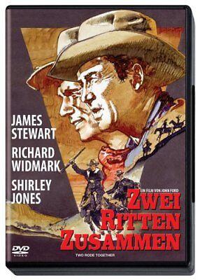 Zwei ritten zusammen (1960)(DVD/NEU/OVP) James Stewart von John