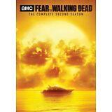 Fear The Walking Dead Season 2 (DVD, 2016, 5-Disc Set) Brand New Sealed
