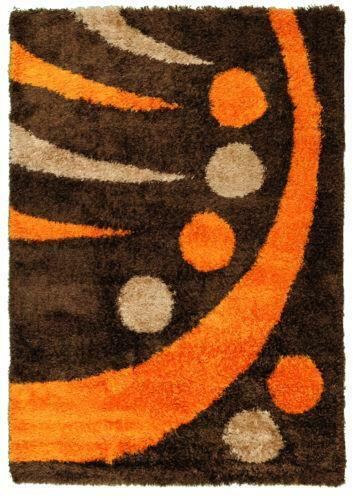 Orange Shag Rug Ebay