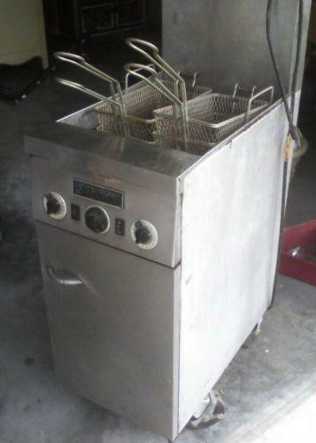 Used Commercial Gas Fryers Ebay