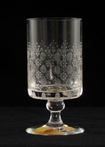 Rosenthal Crystal Wine Glass Ebay