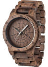 Wooden Case Not Water Resistant Watches Wood Band