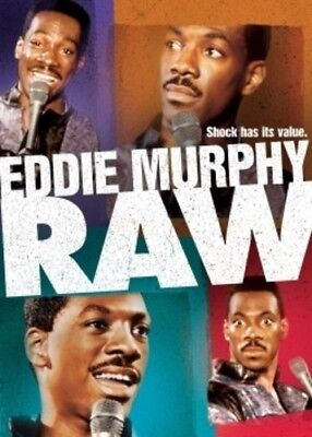 Eddie Murphy Raw [New DVD] Dolby, Subtitled, Widescreen