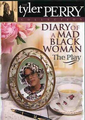 Diary Of A Mad Black Woman The Play DVD  - $6.02